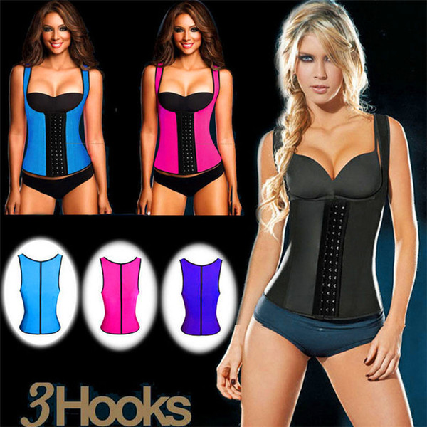Hot Sexy Frauen Slimmerbelt Korsett Neopren Latex Taille Trainer Body Shaper Modellierung Strap Shapewear Brustbinder Taille Cincher