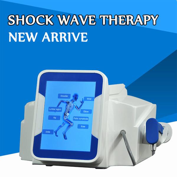 NOUVEAU !!! Machine physique de thérapie de douleur de système d'onde de choc pour le dispositif pneumatique de traitement de l'arthrite de traitement pneumatique d'ondes de choc de soulagement de la douleur CE / DHL