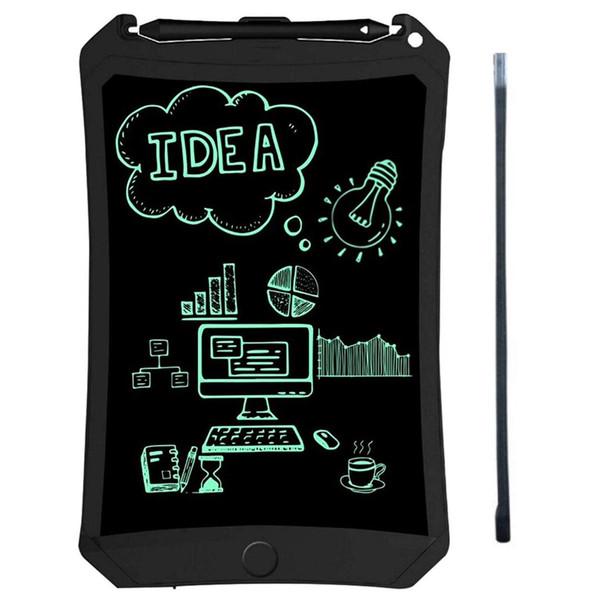 Writing Pad Tablet LCD 8.5in disegno elettronico e del bordo di scrittura per bambini e adulti, Portable Writer digitale magnetica