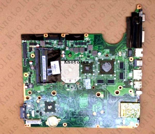 571187-001 para HP DV6Z-2000 DV6 placa madre del ordenador portátil DDR2 Envío gratis prueba 100% ok
