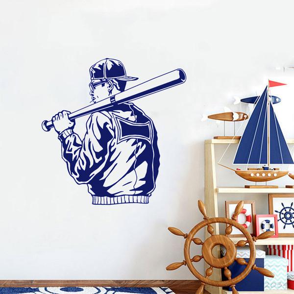 Adesivi Murali Ragazzi.Acquista Adesivo Murale Speciale Hooligan Uomo Adesivi Murali In Vinile Arte Murale Ragazzi Camera Da Letto Interior Home Decor Adesivo Poster Design