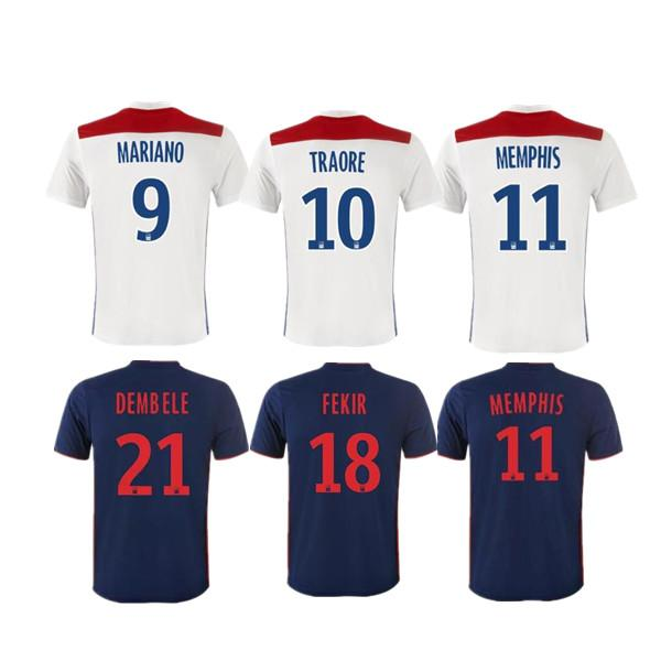 traje Olympique Lyonnais venta