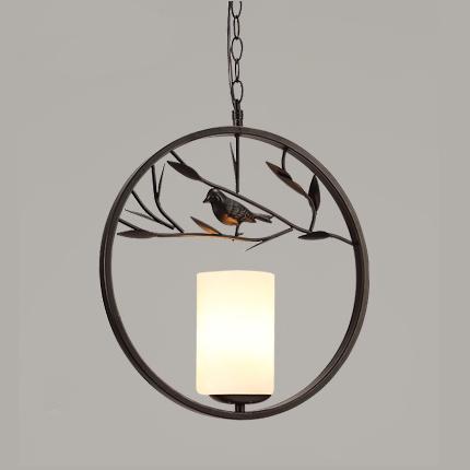 Creative Retro birds led pendant chandeliers lamps for coffee shop bar club hotel restaurant decoration led pendant lighting pendant lights
