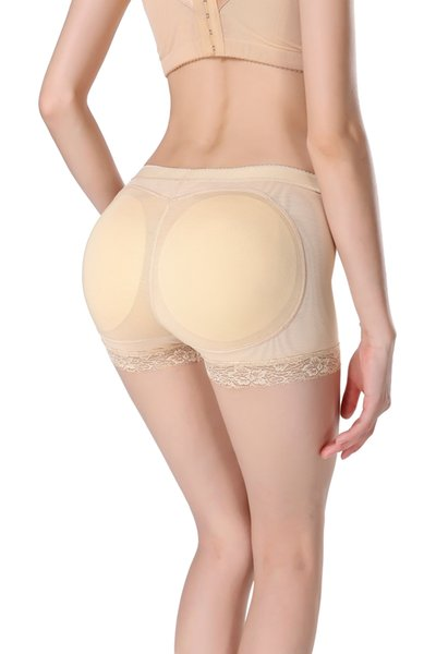 Women Sexy Body Shapers 2018 Summer Sexy Solid Short Butt Lifter shaper Panties Shapewear Butt Lift Control Boyshorts Free DHL Shipping