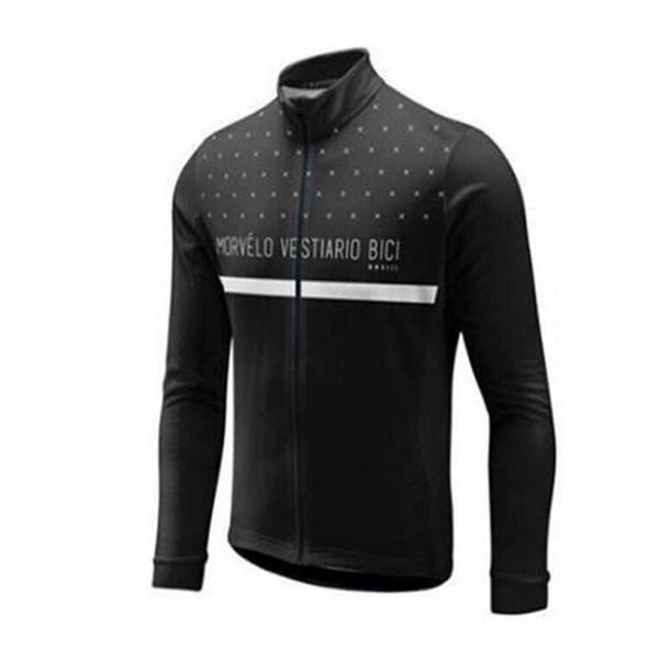 2018 Mens Radfahren Trikot Langarm Bekleidung nur Pro Team Bike tragen Reiten Racing Maillot Ropa Ciclismo heißen Bergstraße COOL Ropa mailot