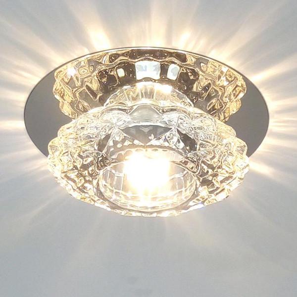 Schlafzimmer 3w5w führte lamparas de techo für Hauptmodernes Wohnzimmer strahlt Ganglichtleuchterbeleuchtung abajur luminaria teto an