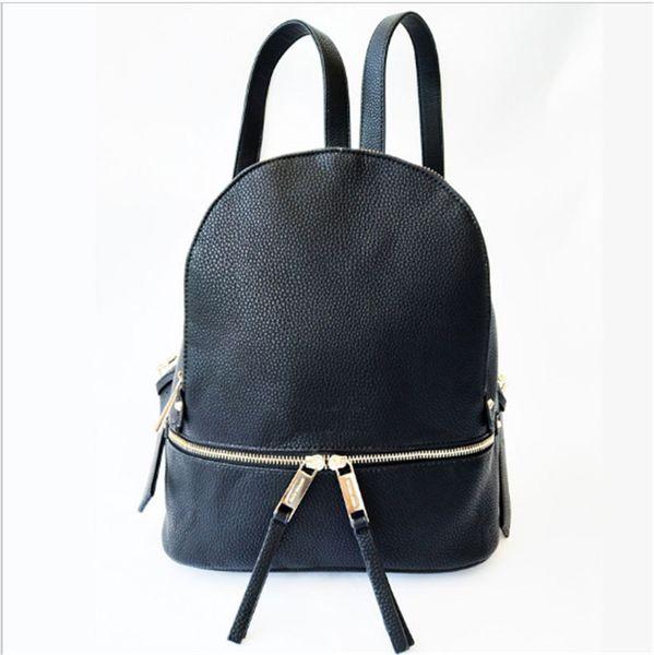 HEISSER VERKAUF rucksack designer berühmte marke frauen dame schwarz rot rucksack tasche reise handtaschen backpaks charme freies verschiffen