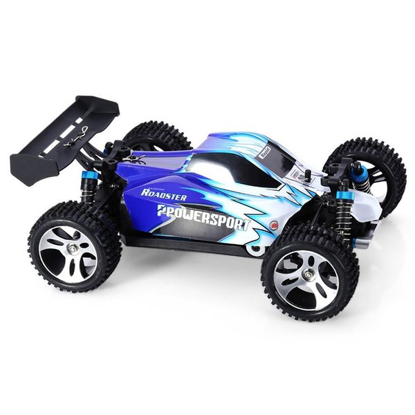 New Design Rc Car 2 .4g 1 :18 Scale Off -Road Vehicle Buggy High Speed Racing Car Remote Control Truck Four -Wheel Climber Suv Toy Cars