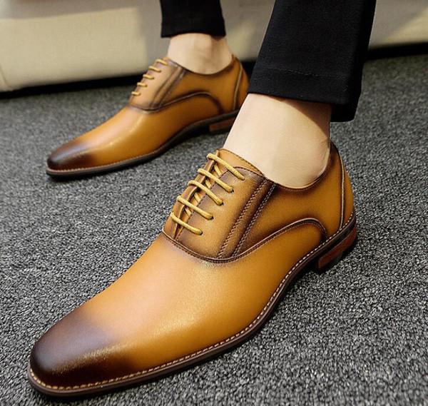 Großhandel Männer Luxus Designer Britischen Retro Gentleman