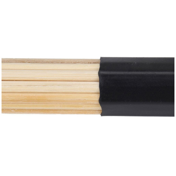 top popular 1 pair Drumsticks battery bamboo folk jazz music - 40 cm 2021