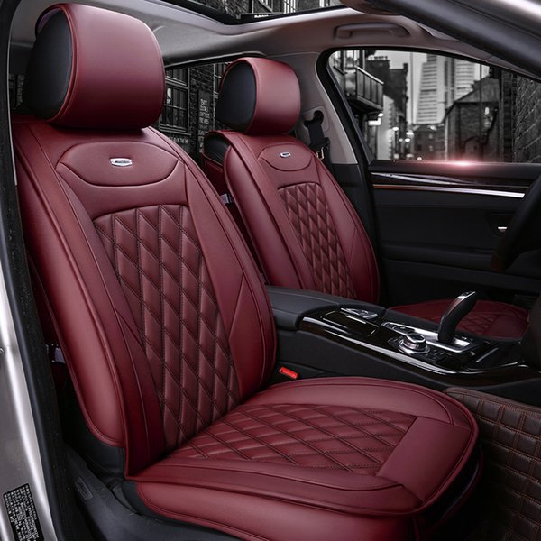 Prime Luxury Pu Leather Car Seat Covers For Subaru Forester Outback Tribeca Heritage Xv Auto Accessories Car Styling Seat Covers Best Seat Covers Best Seat Dailytribune Chair Design For Home Dailytribuneorg