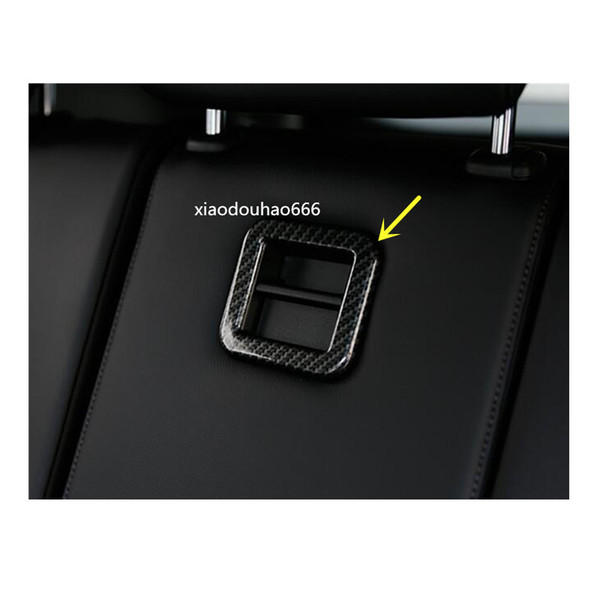 Red ABS Interior Steering Wheel Cover Frame Trim for Honda CRV CR-V 2017-2018