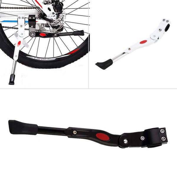 бесплатная доставка Kick Stand Road Bike Kickstand Heavy Duty регулируемая горный велосипед Велосипед цикл велосипед Prop сторона задний удар стенд