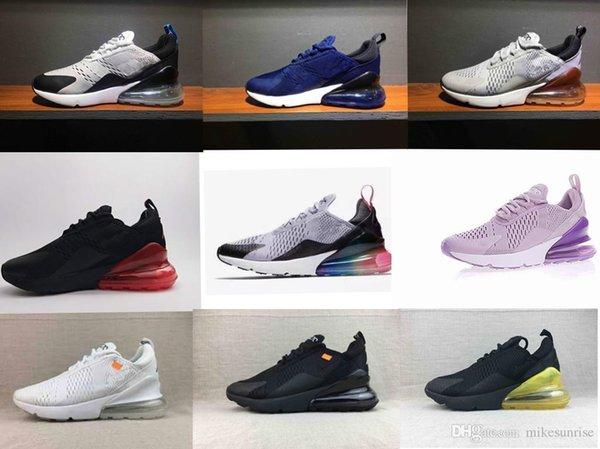 Acheter Vente En Gros Hommes Femmes Casual Chaussures Noir Blanc 27C Nouveau Style Hommes De La Mode Chaussures De Sport Femmes Baskets En Plein Air
