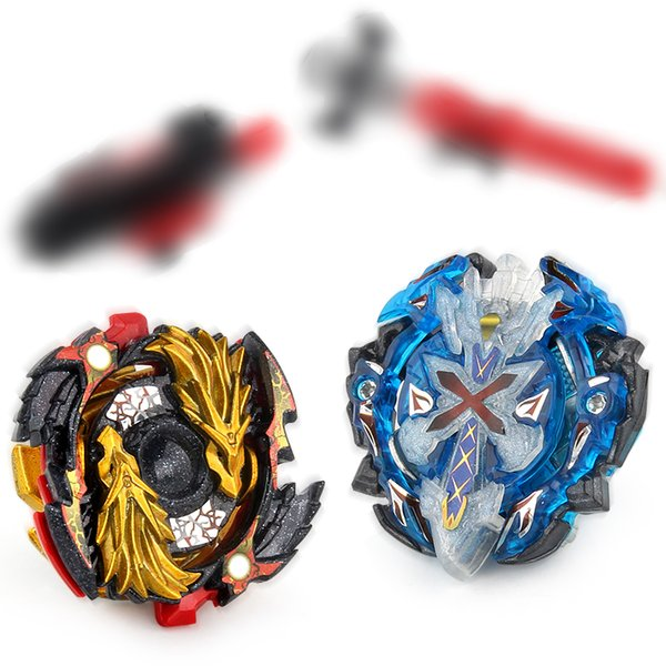 Plastic Mini Spinning Top Spinning Top Metal Fury Beyblades Burst Launchers Box Set Top Battle Bayblade Metal Fusion