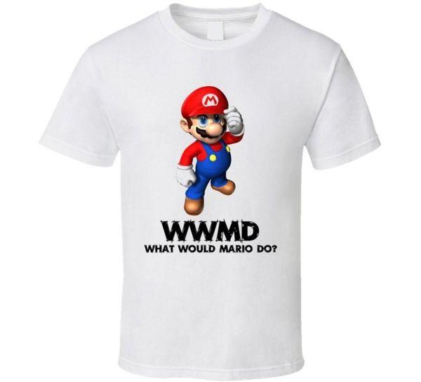Super Mario Video Game T Shirt