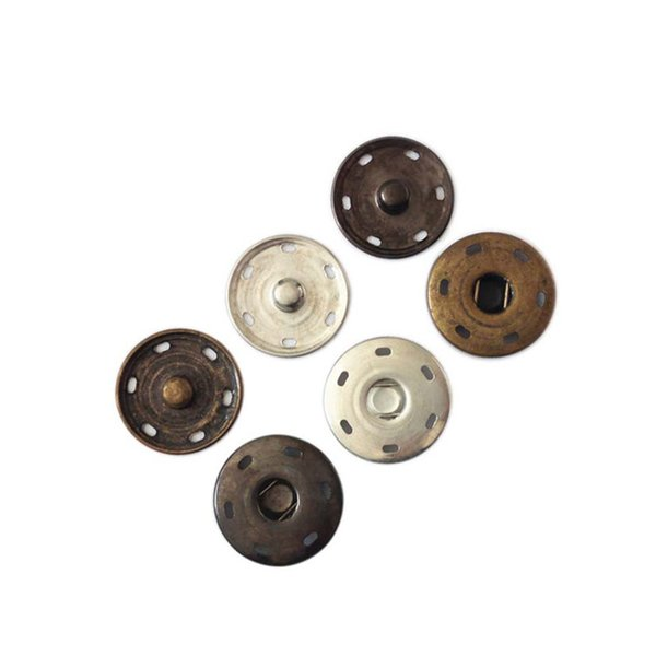 2019 Metal Snap Fasteners Dia 25mm Big Buttons Overcoat Sweater Sewing  Buttons Clothing Accessories DL_BUT002 From Dl_industrial, $16 75 |  DHgate Com