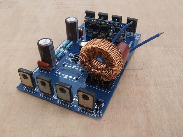 Freeshipping 2000W Pure Sine Wave Inverter Power Board Post Sine Wave Amplifier Board DIY kit