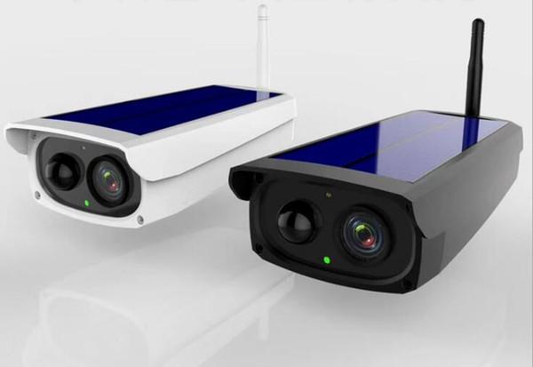 1080 p Solare di Alimentazione Della Fotocamera Impermeabile Telecamara di Sicurezza Esterna Con Visione Notturna CCTV