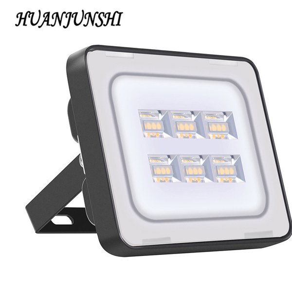 5x 20W LED Floodlight SMD Outdoor Garden Security Lamp Day White Waterproof 220V