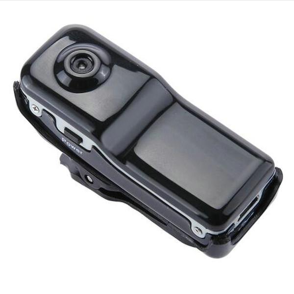 8 GB TF Cartão de 240 Mh de Alta Capacidade de Bateria de Polímero de Lítio Pequena Mini DV MD80 Bolso Camcorder Esportes DVR Câmera de Vídeo Webcam
