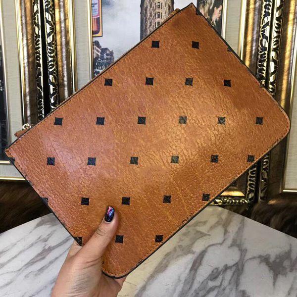AAAAA 2018 Luxury famous Brand designer Modern 5A Classic Handbags envelope Bag Bags Purse lady women mens unisex wallet 180328001AWJ