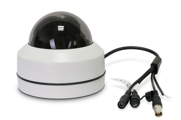 Mini PTZ Camera HD 1080P 5X Motorized Zoom 4 in 1 AHD/TVI/CVI/Analog PTZ Dome Camera Outdoor CCTV Video Surveillance