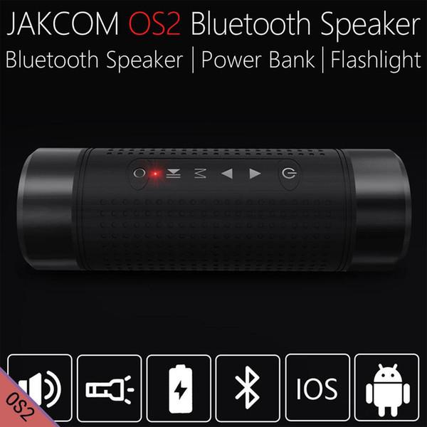 Venta caliente del altavoz inalámbrico al aire libre de JAKCOM OS2 en altavoces al aire libre como estéreo del coche de la suspensión del accesorio del teléfono móvil xiomi