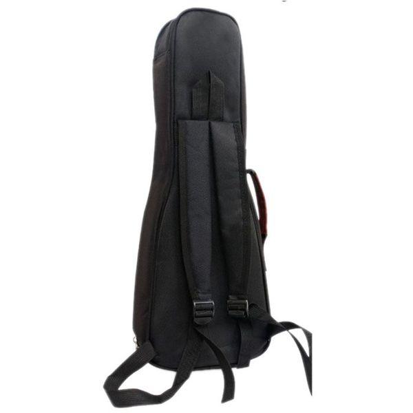 HLBY новый водонепроницаемый укулеле Сумка чехол рюкзак укелеле гитара аксессуары 21 дюйм и 23/24 дюйма и 26/27 дюйма 3 размера 5 цветов