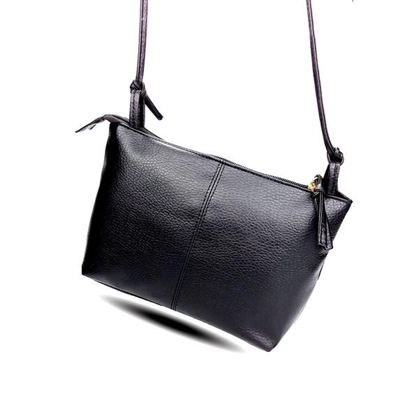 Nueva Moda Compre Negro Bag Mujeres 2017 2019 Moda Messenger qtqxAFUPTw