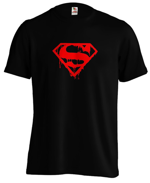 Wholesale Discount - Bloody Death - High Weight T Shirt - Soft Vinyl Men Funny O Neck Short Sleeve Cotton T Shirt