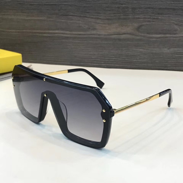 Großhandel Designer Sonnenbrillen Für Herren Damen Sonnenbrillen Für Damen Herren Markendesigner Luxusbrillen Luxusbrillen Herrenbrillen FF0366 Von