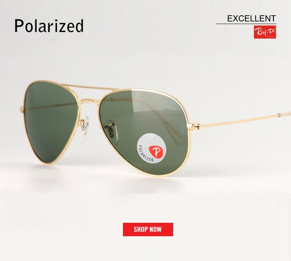 Hot Sales Fashion Star Sunglasses Women Men Polarized Aviation gafas Mirrored Lens UV Protection Sun Glasses male man reflective eyeglasses