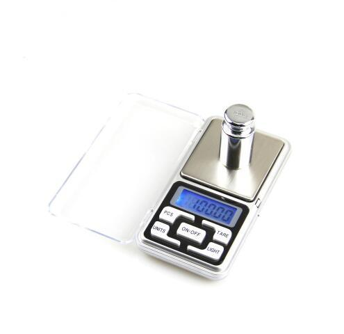Electronic Pocket Scale 200g/0.01g Jewelry Diamond Scale Balance Scale LCD Display with Retail Package
