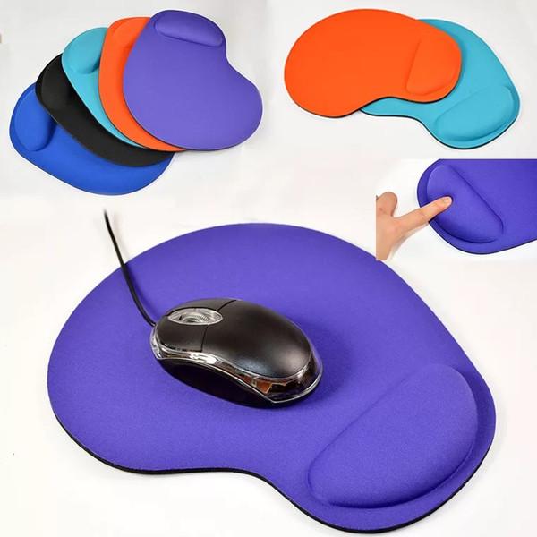 Basit Tasarım Ucuz Toptan Bilek Konfor Hiçbir Koku Mouse Pad Bilek Istirahat ile Mouse Mouse Mousepad Olabilir