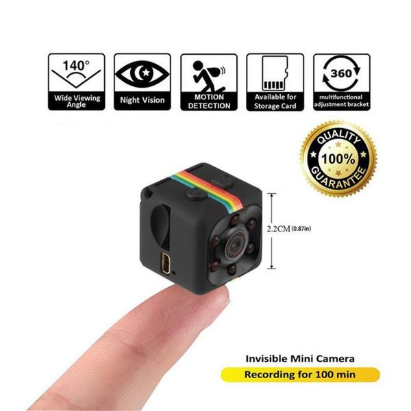 EastVita SQ11 Mini Camera HD 1080P Night Vision Mini HD Camcorder Micro Camera DVR USB Video Recorder CCTV Camcorder