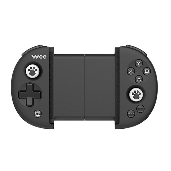 FlyDiGi Controller di gioco wireless Bluetooth Gamepad Ergonomia regolabile per iPhone per Android Joystick controllo batteria