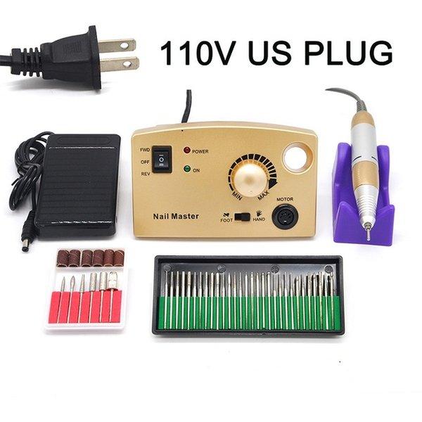 Colore: oro US plug 30