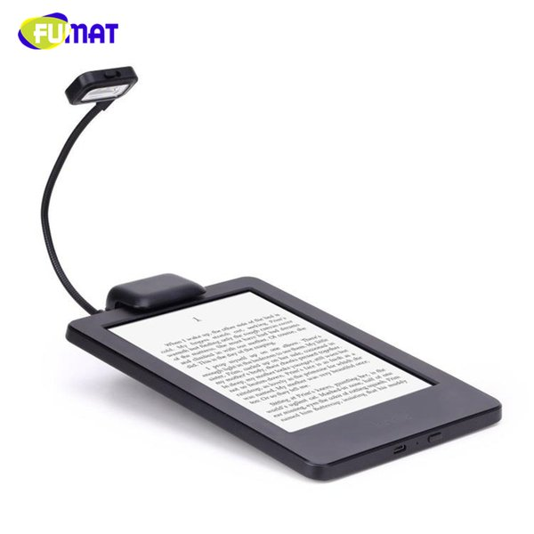 2019 Wholesale LED Book Lights LED E Reader Clip With Flexible Read Light  Lamp For Ebook Ereader Kindle For Pocketbook Reading Lamp From  Zhoukoulight,