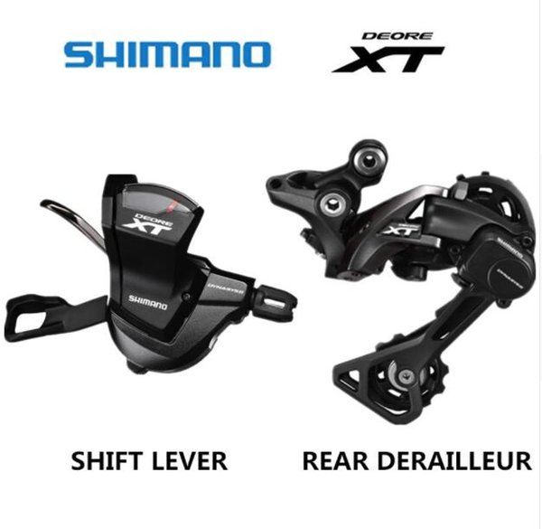 2019 SHIMANO DEORE XT M8000 1x11 11S Speed Groupset Contains Shifter Lever  & Rear Dearilleur Shimano From Zhqhoh, $86 44 | DHgate Com