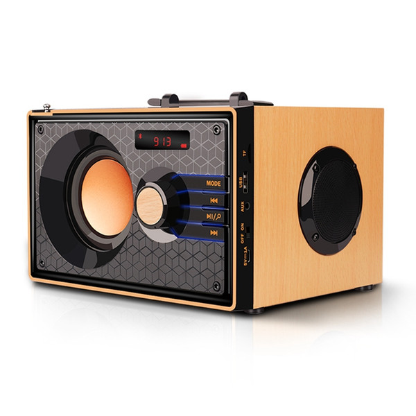 Stereo Bluetooth Speaker Subwoofer Heavy Bass Wireless Boombox Sound For Tablet Cellphone/home theater speaker/home theater speaker