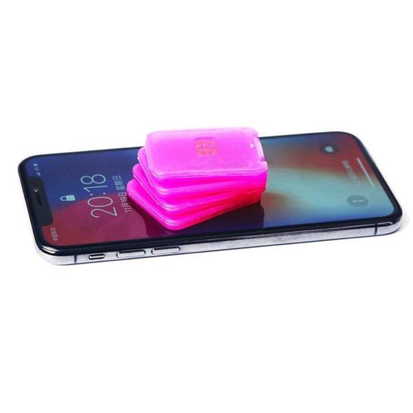 R SIM 12 El más nuevo 2018 R-SIM Nano Unlock Card R-SIM 12 Smart 4G Card Unlock Tarjeta Adaptador Convertidor Kits para IPhoneX 8P 8 7P 7