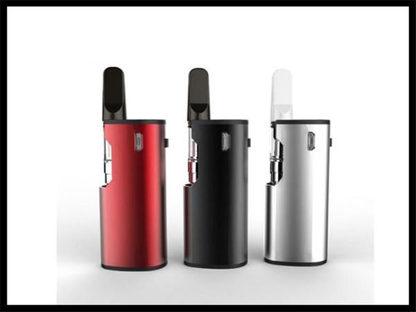 verre vape vaporisateur cartouche kit mod kit 650 ma longue durée de vie batterie e cigarette de cire huile huile de miel ouverte vape mod e cigarette sans navire