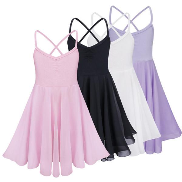 Girls Ballet Dress For Children Baby Girl Dance Clothes Kids Ballet Costumes For Girls Dance Gymnastics Wear Girl Dancewear