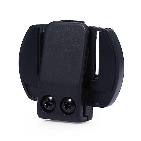 Plastic Headset BT Clip Bracket Holder Intercom Accessory for Motorcycle Bluetooth Helmet Interphone easy install New Arrival