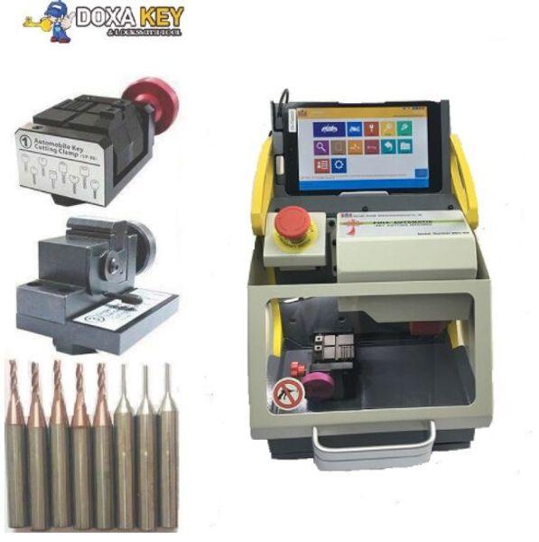 New Made In China SEC-E9 Key Cutting Machine/Auto Smart Locksmith Tools/Professional Wholesale Locksmith Tools Suppliers/Key Machine