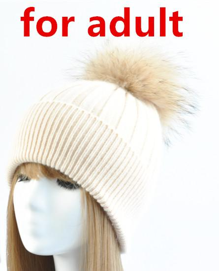 Beige for adult