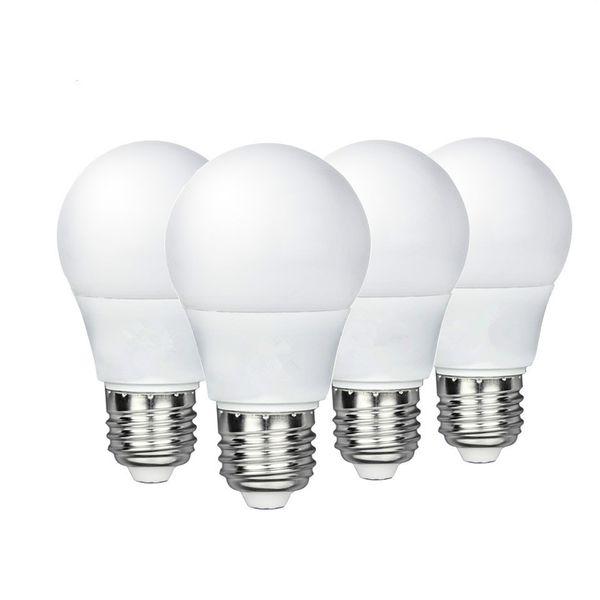 1 STÜCKE Led-lampe E27 Lampe Lichter 220 V 240 V Smart IC Wirkliche Leistung 3 Watt 5 Watt 7 Watt 9 Watt 12 Watt 15 Watt Lampadas Keine Flimmern Indoor Led-lampen