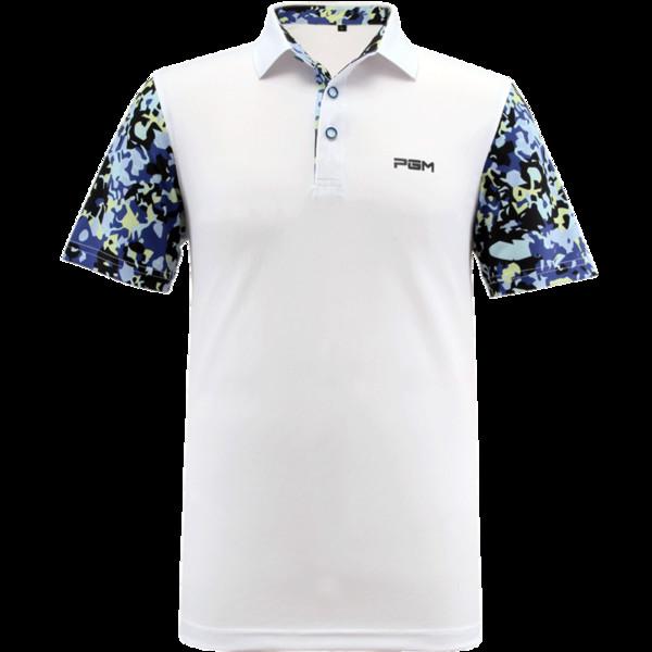best selling Men's Golf Game Jersey Summer Golf t-Shirt Short Sleeve Sports Shirt