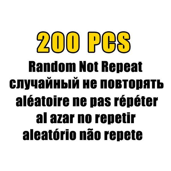 200 PCS